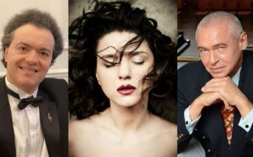 Evgeny Kissin-Khatia Buniatishvili-Ivo Pogorelich: 3 σπουδαίοι πιανίστες στο Μέγαρο Μουσικής Αθηνών