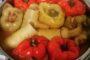 Συνταγή για γεμιστές πιπεριές με πλιγούρι