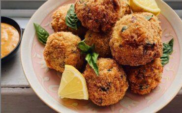 Συνταγή για πεντανόστιμες ψαροκροκέτες