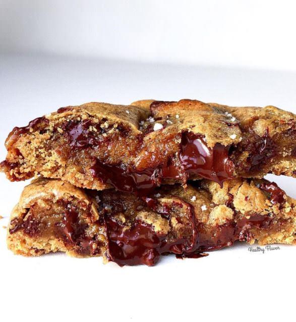 Συνταγή για μπισκότα σοκολάτας με μέλι