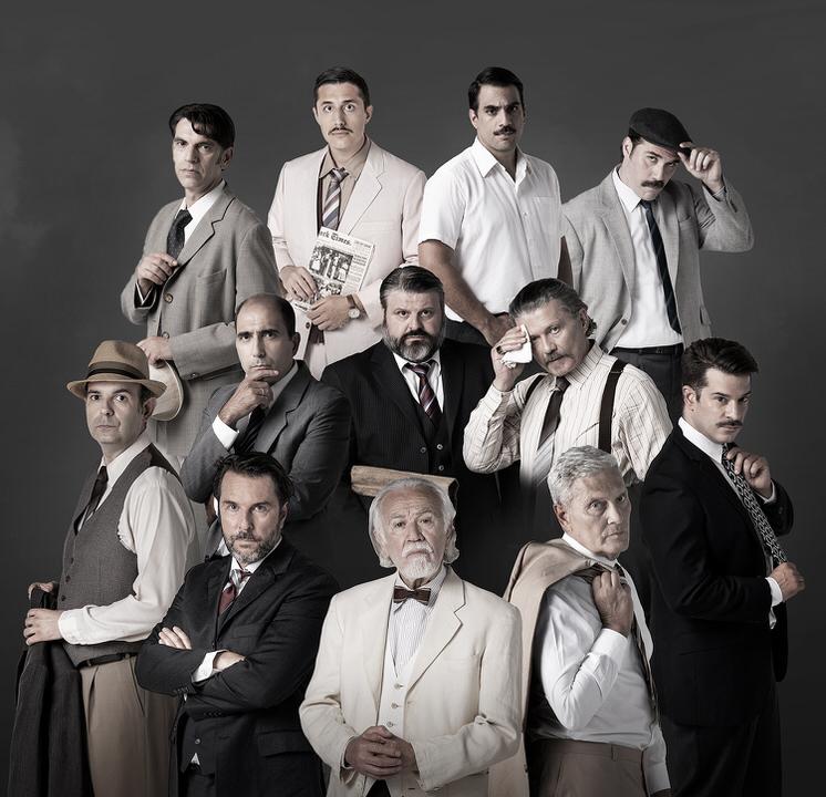 Οι 12 Ένορκοι επιστρέφουν για 7η χρονιά στο θέατρο Άνεσις στις 9 Οκτωβρίου