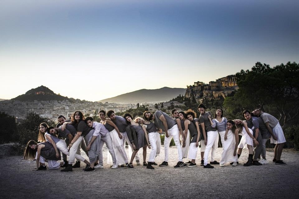 «Aντιγόνη» του Σοφοκλή στο Μέγαρο Μουσικής Αθηνών
