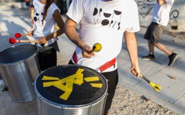 Συναυλία με τους Drum Works: Την Κυριακή 19 Σεπτεμβρίου στην Εναλλακτική Σκηνή της ΕΛΣ