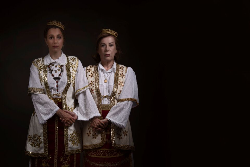 Η Χώρα που ποτέ δεν πεθαίνεις της Ornela Vorpsi από 29 Σεπτεμβρίου στο Θέατρο Σταθμός