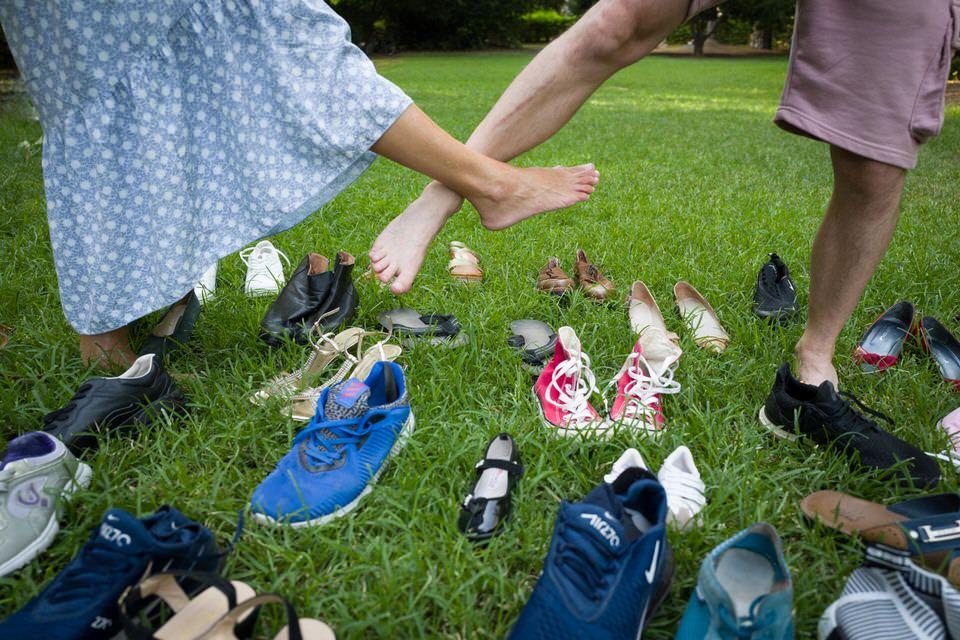 Μπες στα παπούτσια μου από τη θεατρική ομάδα ΟΝΕΙΡΟΔΡΑΜΑ: Από 17 Οκτώβρη στο θέατρο Σταθμός