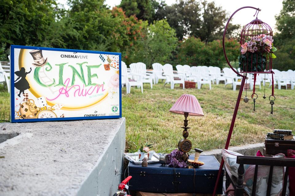 Το Cinema Alive συνεχίζει το επιτυχημένο πρόγραμμα υπαίθριων κινηματογραφικών προβολών στο Cine Αλίκη