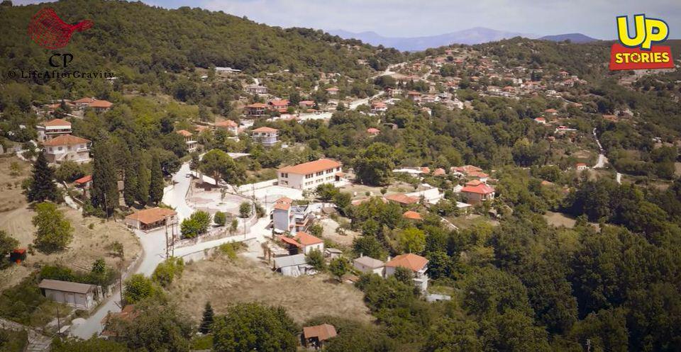 Ελληνικό Ιωαννίνων: Το άγνωστο χωριό της Ηπείρου με τα μυστηριώδη διάσπαρτα έργα τέχνης