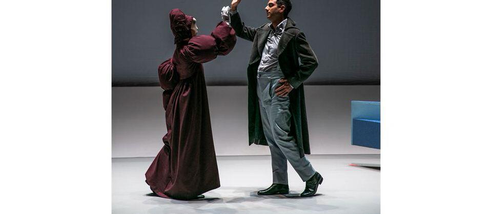 Η επετειακή παραγωγή «Καποδίστριας: Μονόδραμα μιας μυστικής ζωής» έρχεται στην Εναλλακτική Σκηνή ΕΛΣ