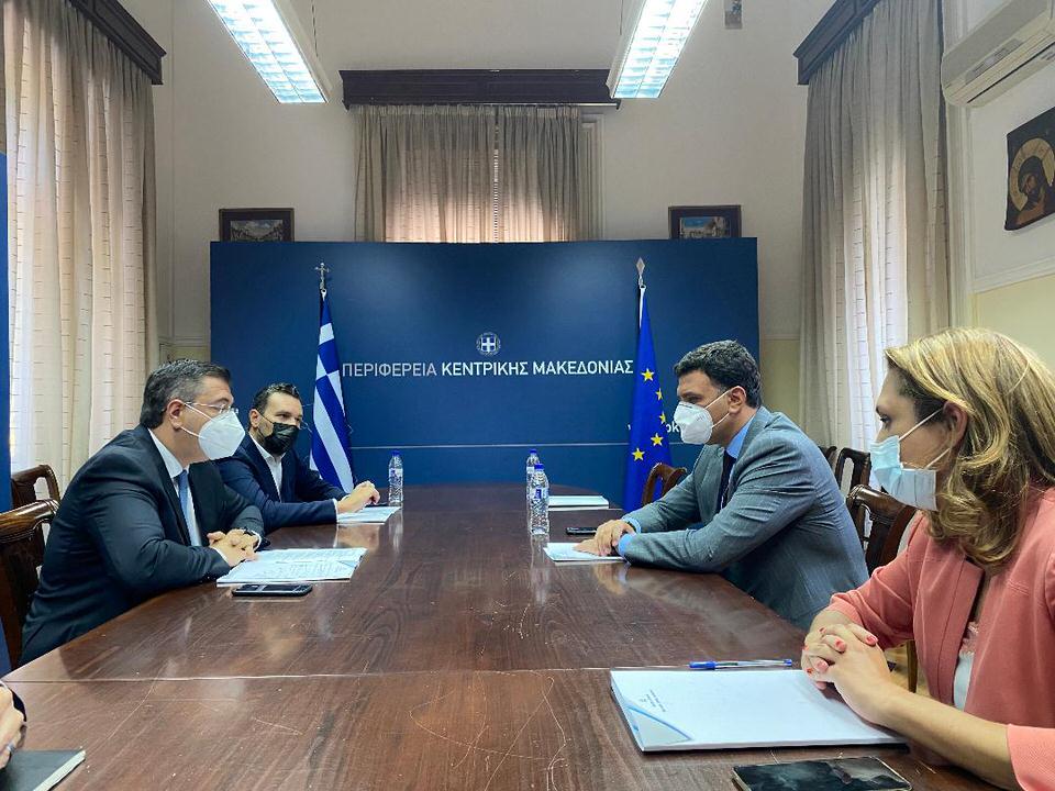 Β. Κικίλιας: Το λιμάνι της Θεσσαλονίκης θα είναι home port και hub για τον τουρισμό κρουαζιέρας