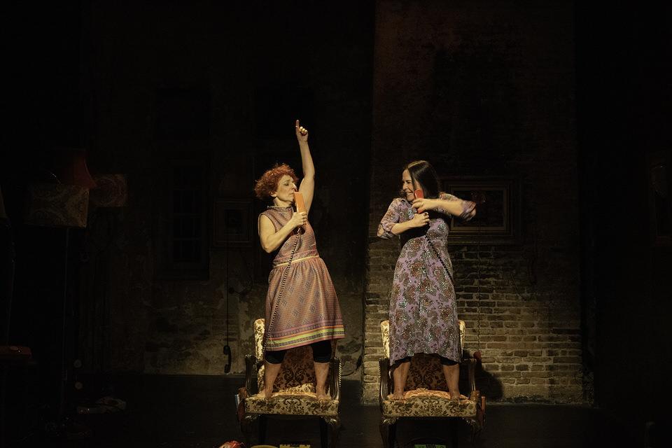 Οι Φάρσες: Από τις 25 Σεπτεμβρίου στο θέατρο Φούρνος