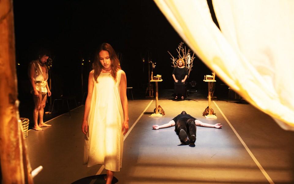 Orestea από το Sardegna Teatro: 6, 7 και 8 Οκτωβρίου στο θέατρο Τέχνης