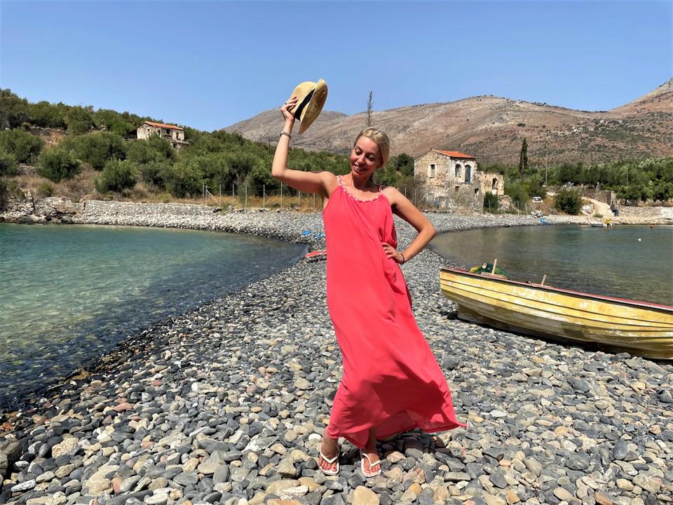 Παραλία Σκοπά: Η διπλή παραλία της Μάνης που την γνωρίζουν μόνο οι ντόπιοι!