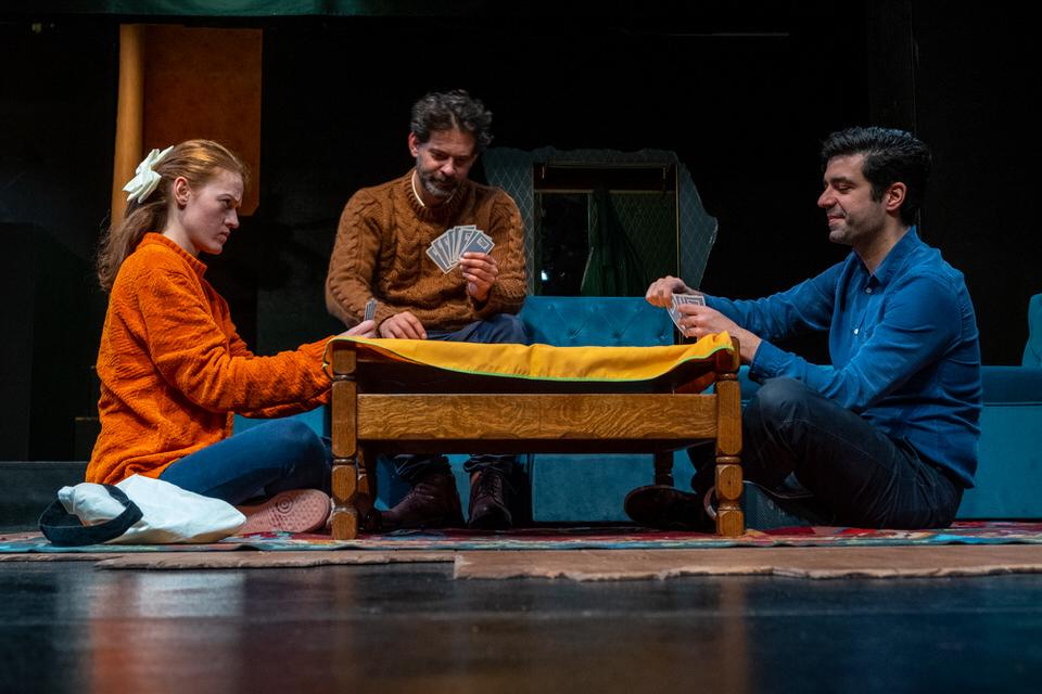 «Οι Ναυαγοί» ανεβαίνουν στο Υπόγειο του Θεάτρου Τέχνης Καρόλου Κουν στις 18 Οκτωβρίου