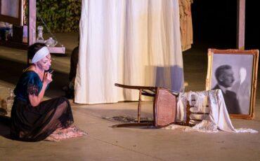 Το Αγρίμι: Στο Θέατρο Αλκμήνη από 16 Οκτωβρίου και κάθε Σάββατο