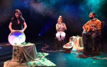 Μυθοσκορπίσματα: Στο Θέατρο Σοφούλη στις 27 Οκτωβρίου