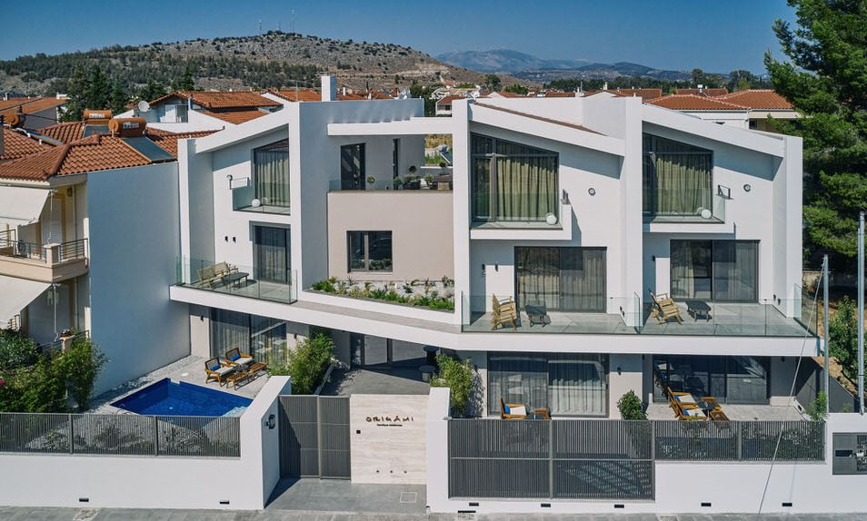 Origami Boutique Residences: Το new entry spot του Ναυπλίου για μοναδική διαμονή