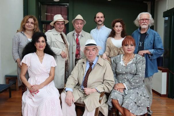 Οι «Παλαιστές» του Στρατή Καρρά από τις 15 Οκτωβρίου στο θέατρο Πρόβα