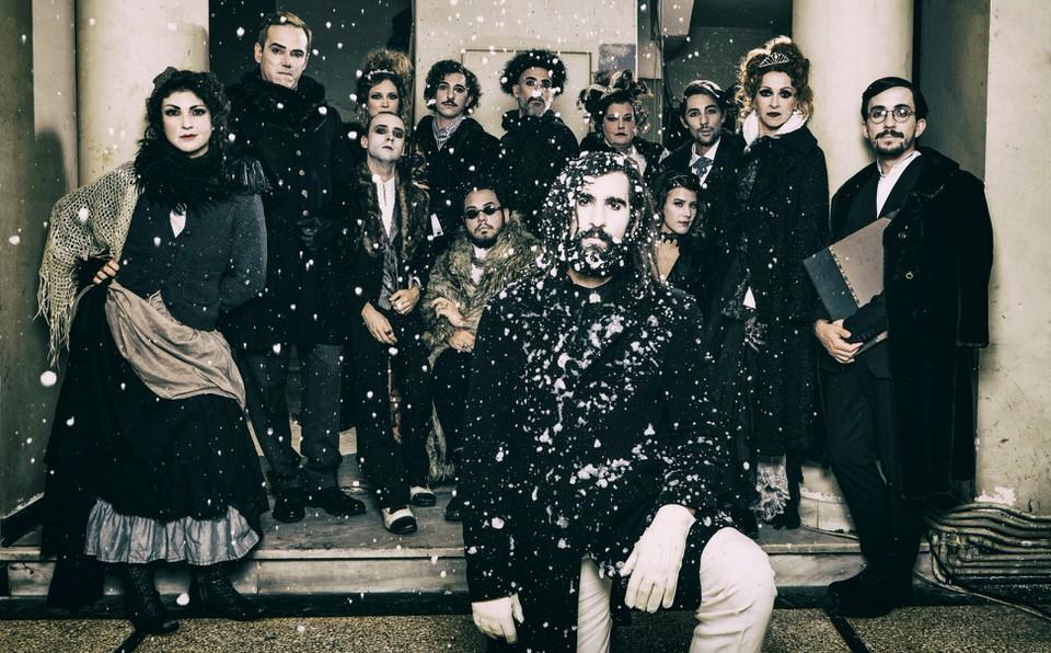 Με «Συμφορά από το πολύ μυαλό» σε σκηνοθεσία Λιβαθινού περνά στην νέα του εποχή το Θέατρο της Οδού Κυκλάδων - Λευτέρης Βογιατζής