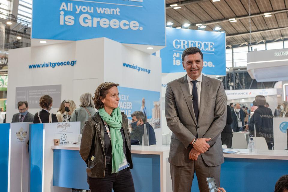Β. Κικίλιας: Συμφωνία με την Transavia για 50% αύξηση των διαθέσιμων αεροπορικών θέσεων σε σχέση με το 2019 για την επόμενη σεζόν